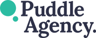 Puddle Agency Logo